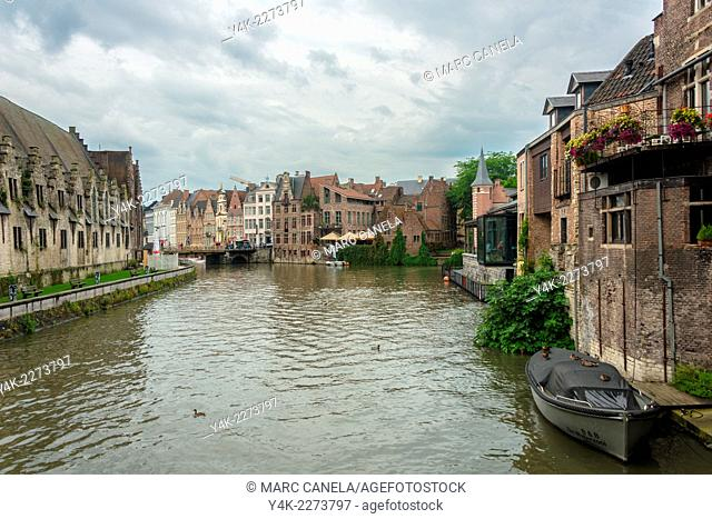 Ghent is a city and a municipality located in the Flemish region of Belgium. It is the capital and largest city of the East Flanders province