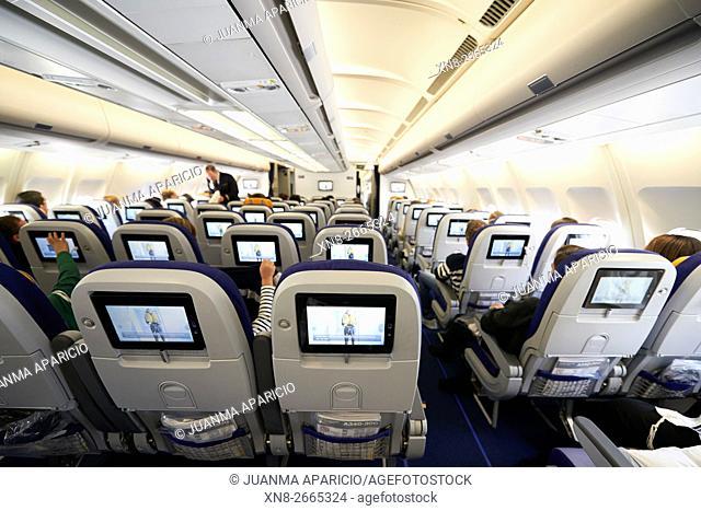 Interior Airbus A-340