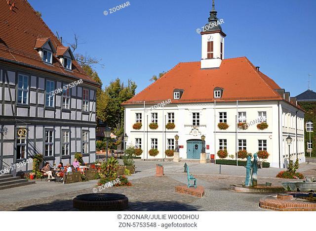Market Place, Angermunde