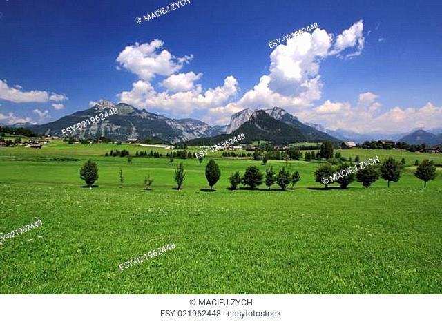 Austria panorama
