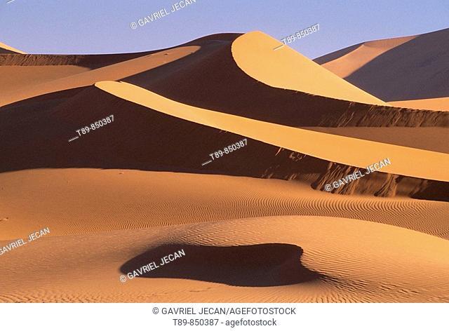 View of Namib-Naukluft Desert