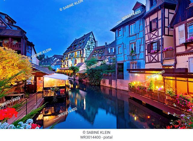 Colmar im Elsass, Frankreich
