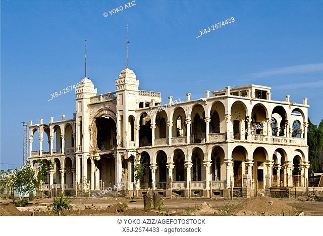 banco d'Italia, Italian bank, Massawa, Eritrea