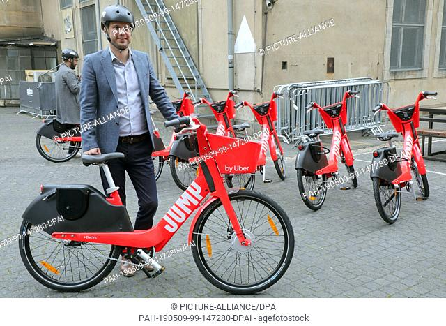 ABOUT PRESENTS JUMP ELECTRIC BICYCLES (5/8/2019
