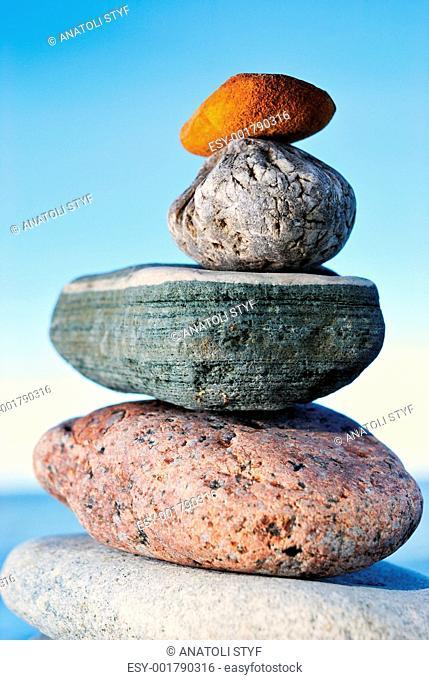 Different stones