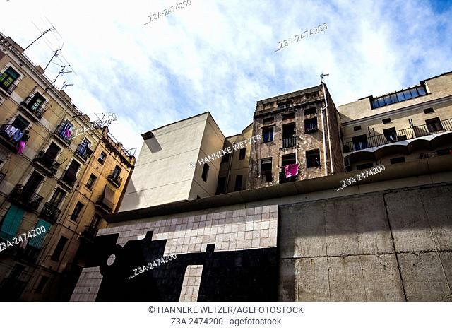 Museu d'Art Contemporani de Barcelona, Spain