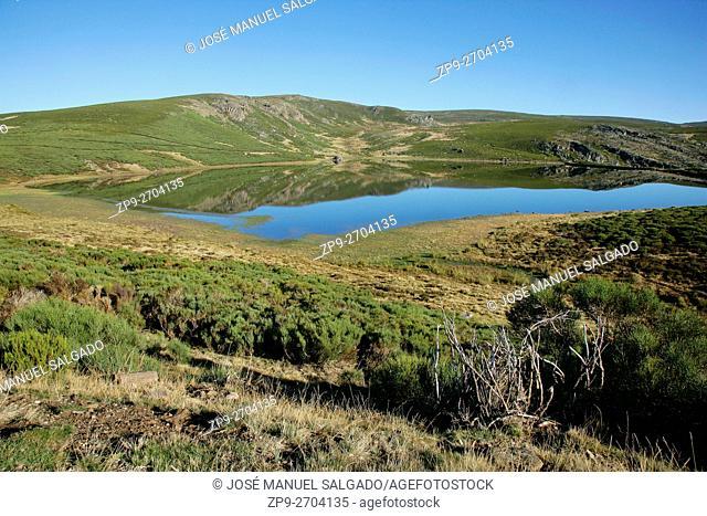 Lago de las Truchas, National Park Sanabria, Spain