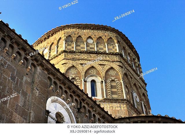 Caserta Vecchia. Old city of Caserta, Campania, Italy