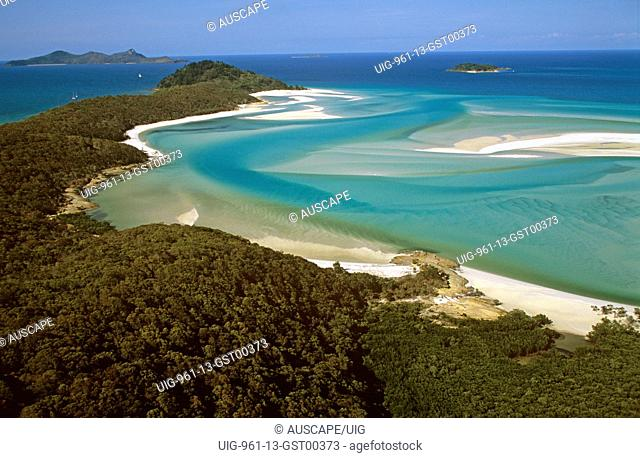 Queensland Great Barrier Reef Marine Park, Whitsunday Islands group, Australia