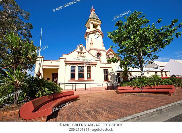 Ballina Court Office, Ballina, NSW, Australia