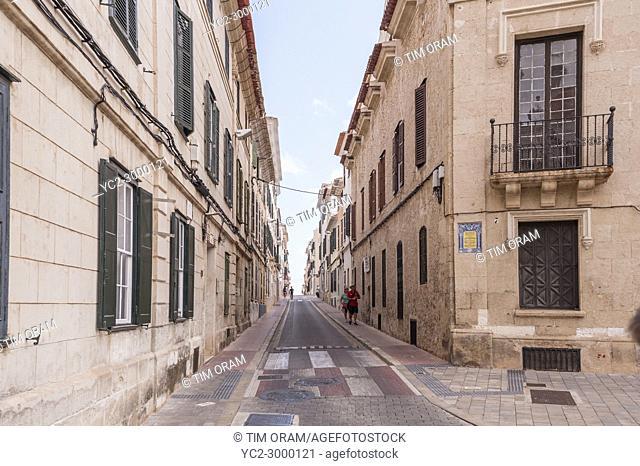 Mahon , Menorca , Balearic Islands , Spain