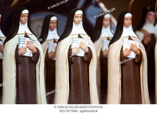 Figurines of Teresa of Ávila, Ávila, Spain