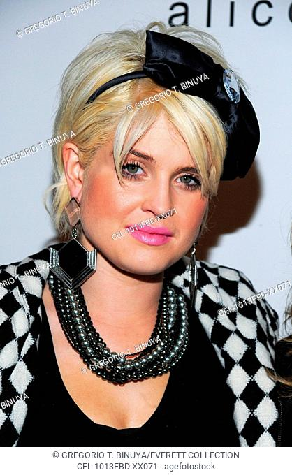 Kelly Osbourne in attendance for alice + olivia by Stacey Bendet Fall 2010 Presentation, Provocateur at The Hotel Gansevoort, New York, NY February 13, 2010