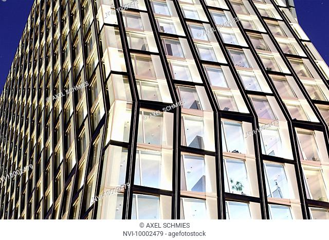 Dancing Towers, Reeperbahn, Hamburg, Germany