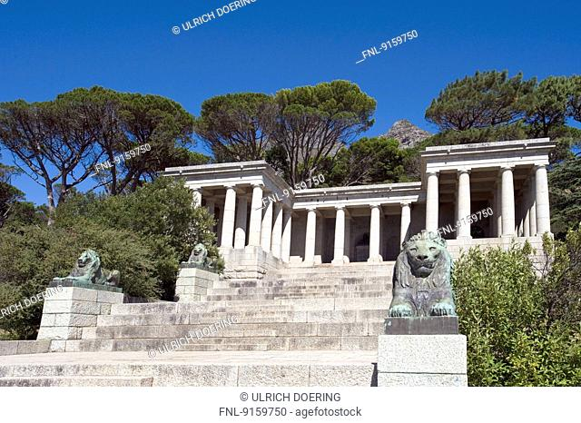 Rhodes Memorial, Cape Town, South Africa