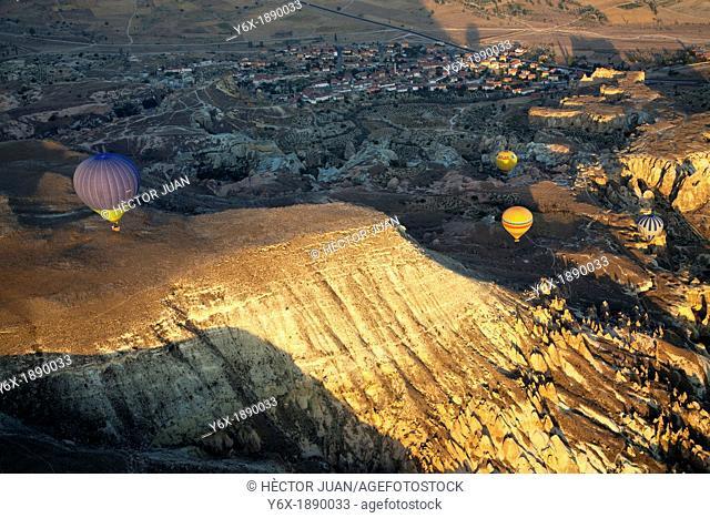 Fly in Cappadocia