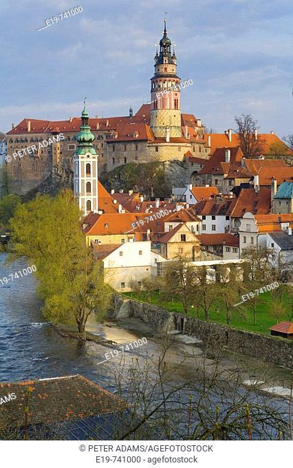 Cesky Krumlov, South Bohemia, Czech Republic