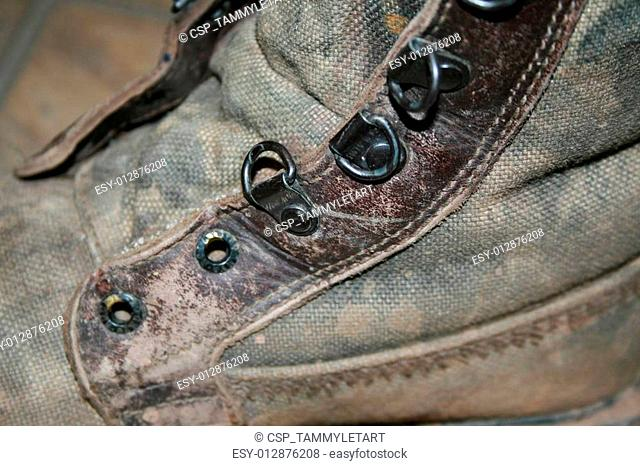 Old Muddy Boot