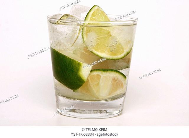 Caipirinha, shot, drink, glass, lime, limon, Brazil
