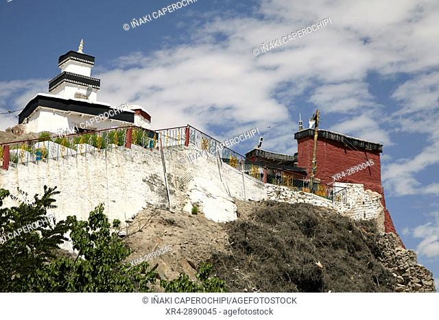Spituk Gompa, Spituk, Leh, Ladakh, India