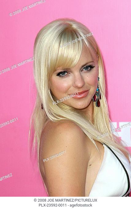 The House Bunny Premiere Anna Faris 8-20-2008 / Mann Village Theater / Westwood, CA / Columbia Pictures / Photo by Joe Martinez