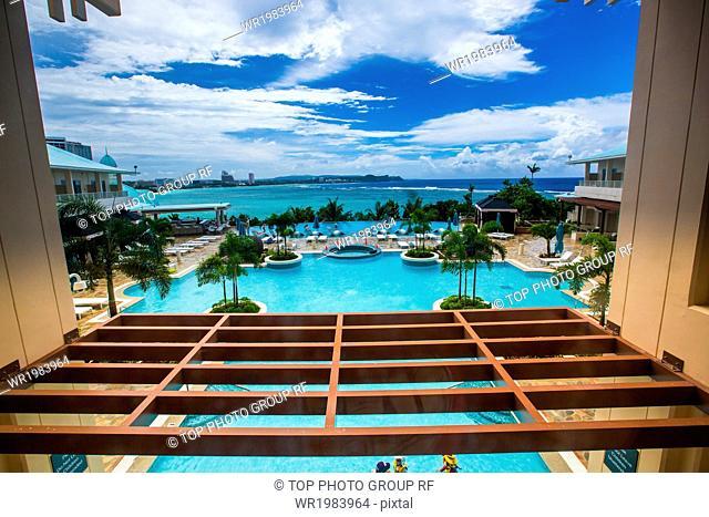 Guam;Lotte Hotel