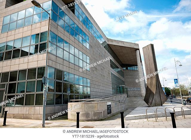 Dublin City Council Offices South Quays Dublin Ireland