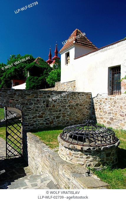 Kadan Town Fortification, Usti nad Labem Region, Czech Republic