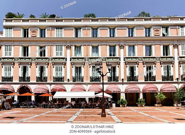 Monaco, Place d'Armes