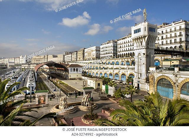 Algeria, Argel City, Argel Station,