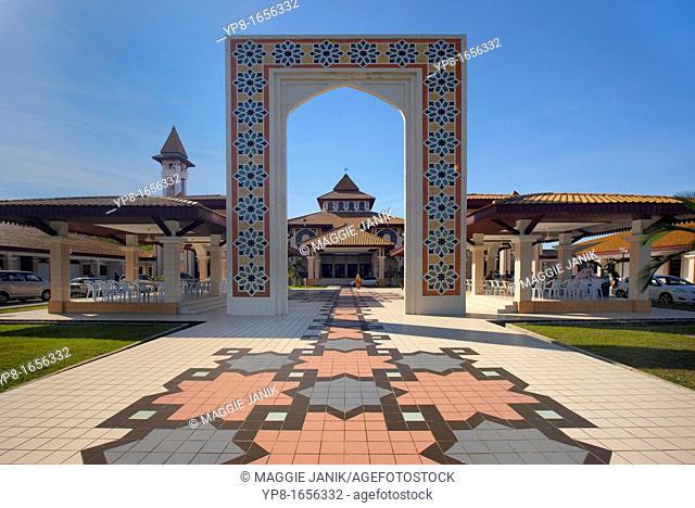 Universiti Brunei Darussalam Mosque, Gadong, Brunei Darussalam, Asia