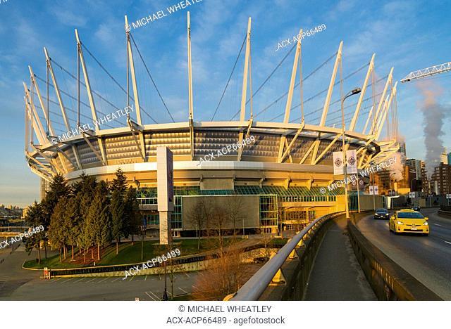 BC Place Stadium, Vancouver, British Columbia, Canada