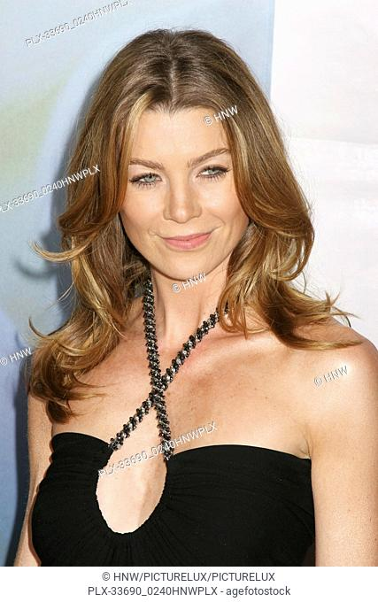 Ellen Pompeo 01/14/06 G'Day LA: Australia Week 2006 - Penfolds Icon Gala Dinner @ The Hollywood Palladium, Hollywood photo by Fuminori Kaneko/HNW / PictureLux...