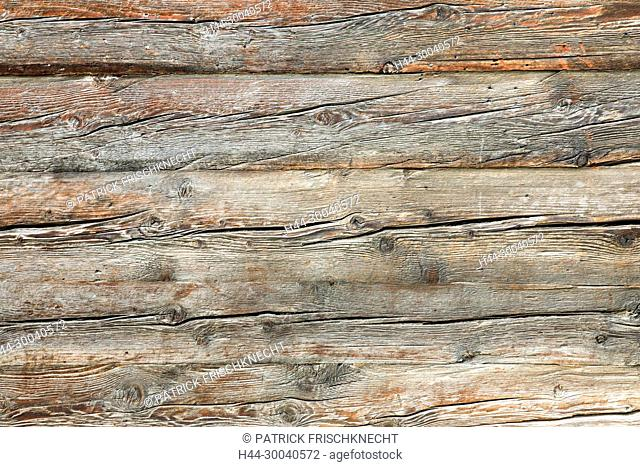 Holzbretter Wand