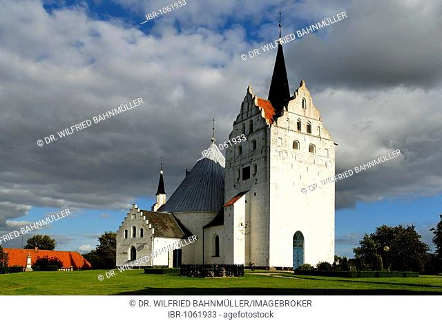 Horne Church, Funen, Denmark, Europe