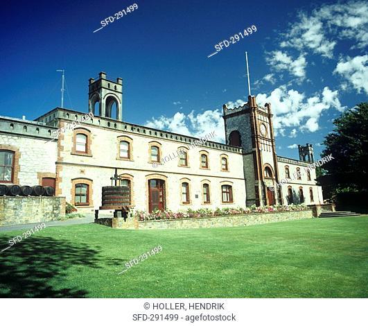 Yalumba Winery, Barossa Valley, S  Australia