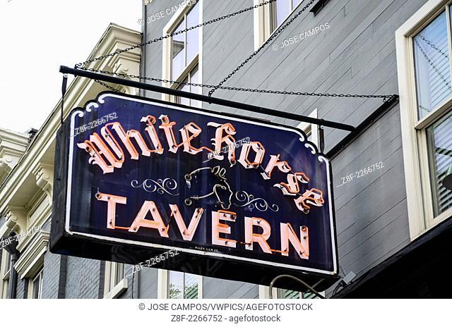 White Horse Tavern. Soho, NYC