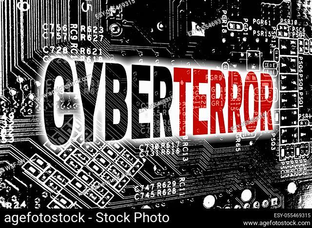 terror, cyber