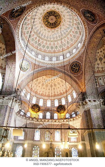 Yeni mosque, New mosque, Istambul
