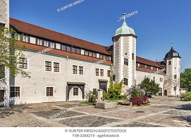 The Jaegerhof is the oldest monument of the Dresden Neustadt. It was built in the 16th century in Renaissance style. The Jaegerhof now houses the Museum of...