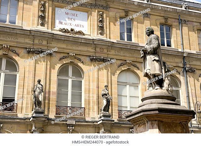France, Cote d'Or, Dijon, Palais des Ducs, Museum of Fine Arts