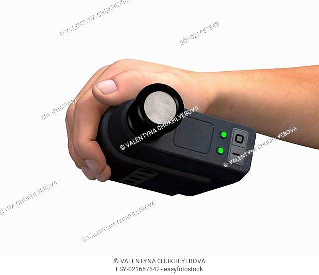 Video Camera in the Hand