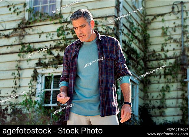 George Clooney Characters: Frank Walker Film: Tomorrowland; Tomorrowland: A World Beyond (Tomorrowland) Usa/E 2015, Director: Brad Bird 09 May 2015