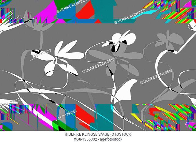 trendy floral-design