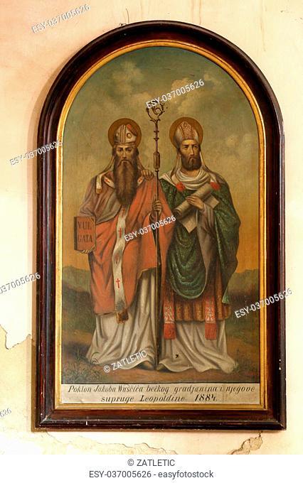 Saint Cyril and Methodius