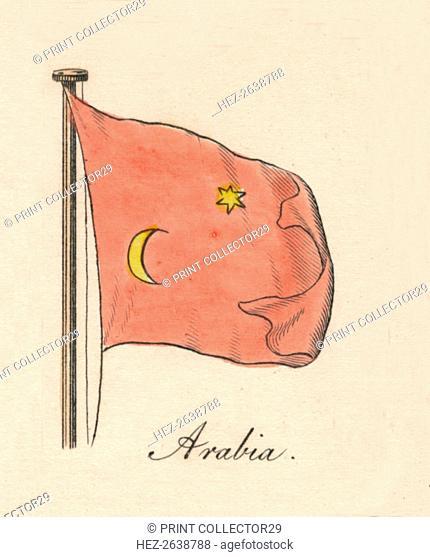 'Arabia', 1838. Artist: Unknown