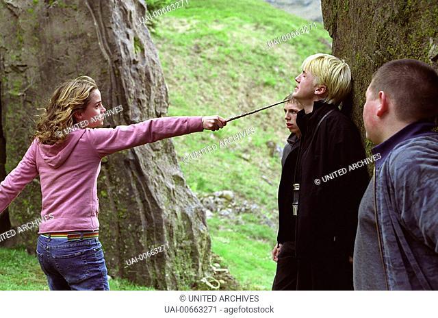 HARRY POTTER UND DER GEFANGENE VON AZKABAN / Harry Potter and the Prisoner of Azkaban USA 2004 / Alfonso Cuaron Szene Regie: Alfonso Cuaron aka