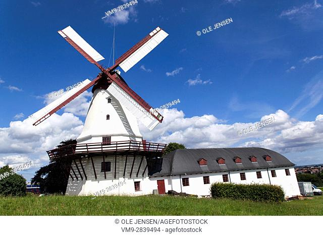 Dybbol Molle (Danish, read: Dybbøl Mølle), Sonderborg, Denmark. Following the engagement during the Danish-German wars in 1864 this mill became a national...