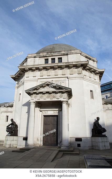 Hall of Memory, Centenary Square, Birmingham; England