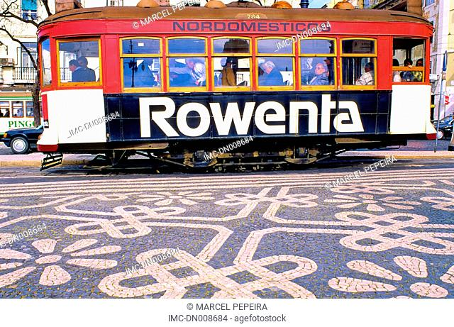 Portugal, Lisbon, tramway